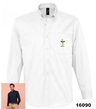 CAFVBC Embroidered White Shirt